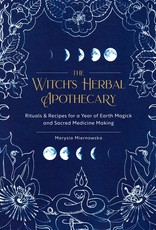 Hachette Book Group The Witch's Herbal Apothecary