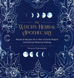 HarperCollins The Witch's Herbal Apothecary