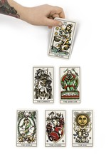 Chronicle Books Tattoo Tarot: Ink & Intuition