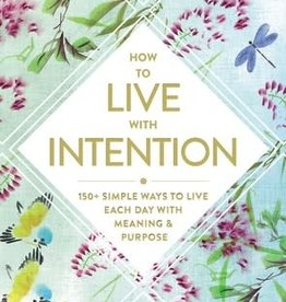 Simon & Schuster How To Live With Intention