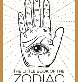 Hachette Book Group The Little Book Of The Zodiac