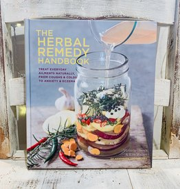 Hachette Book Group Herbal Remedy Handbook