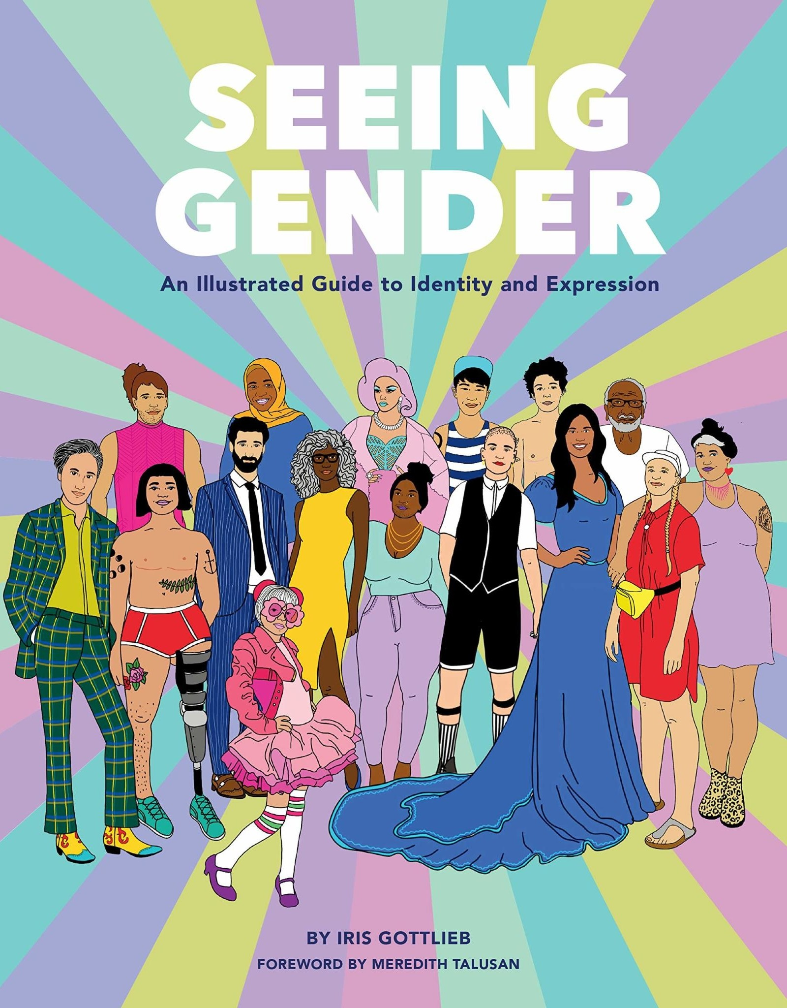 Chronicle Books Seeing Gender