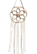 Ariana Ost Flower Of Life - Crystal Healing Grid - Dreamcatcher