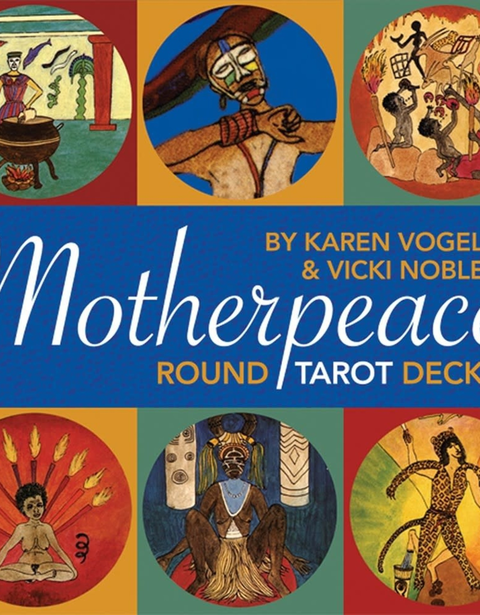 U.S. Games Systems, Inc. Motherpeace Tarot - Full Size (DC)