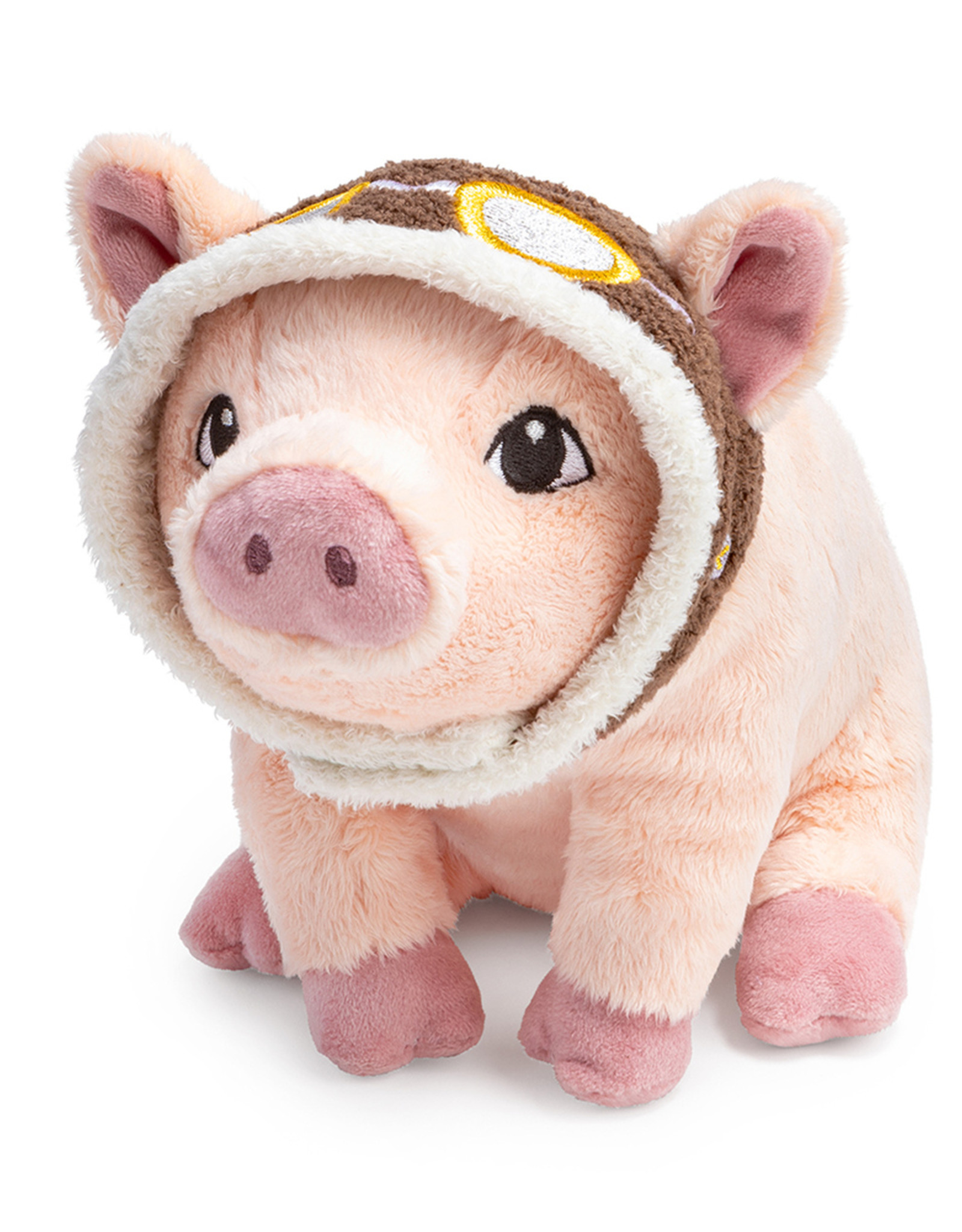 Compendium, Inc. Maybe Plush Pig