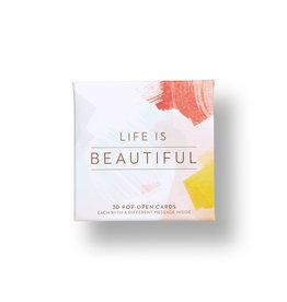 Compendium, Inc. Thoughtfulls - Life Is Beautiful (DC)