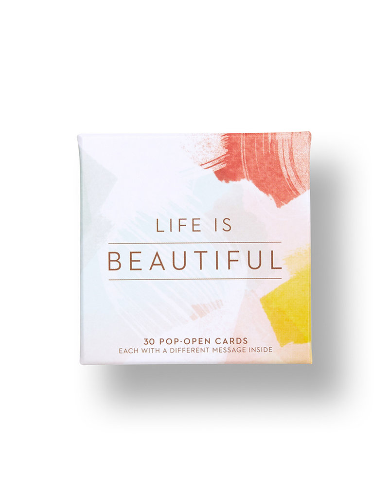 Compendium, Inc. Thoughtfulls - Life Is Beautiful