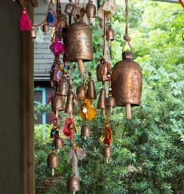 Matr Boomie Copper Handmade Bell LARGE