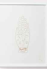 noat Palmistry Print