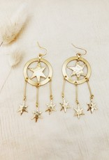 Flatwoods Fawn Constellation Earrings (DC)