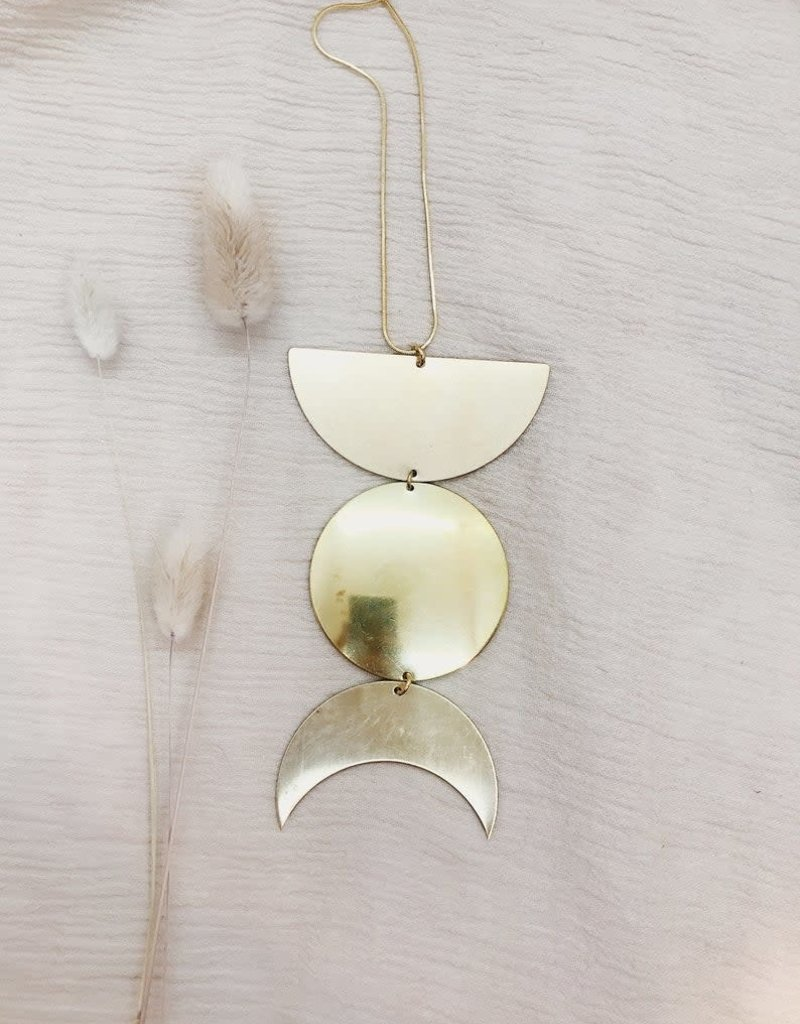Flatwoods Fawn Selene Necklace