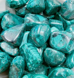 Pelham Grayson Malachite Polished