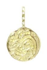 Becca Rose Water Artifact Necklace w/Diamond Bail