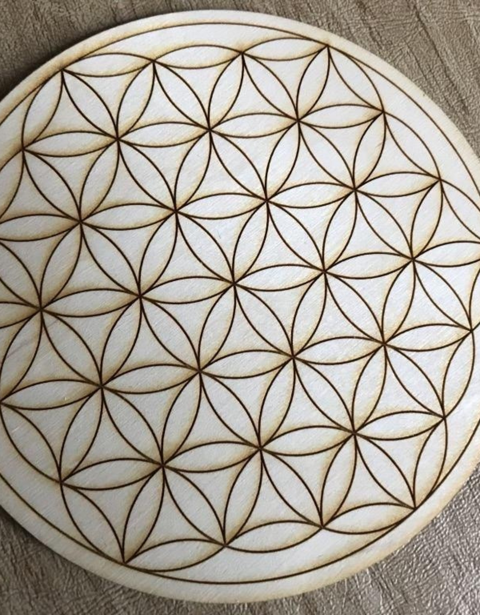 Zen and Meow Flower of Life, Tree of Life Grid
