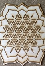 Zen and Meow Lotus Grid