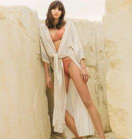 Nikki Tie Front Kimono