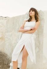 The Handloom Maya Wrap Skirt