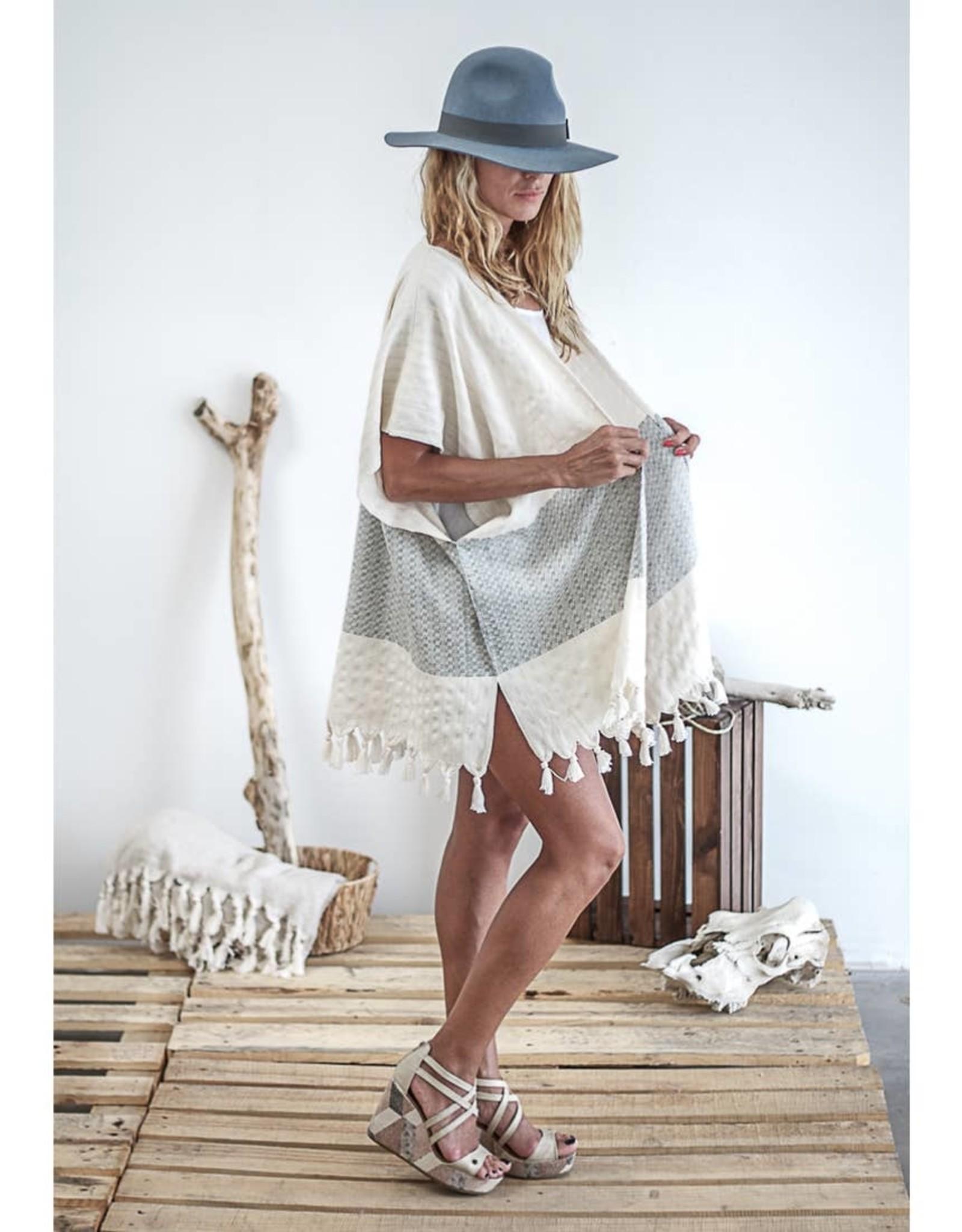 The Handloom Pamuk Kimono