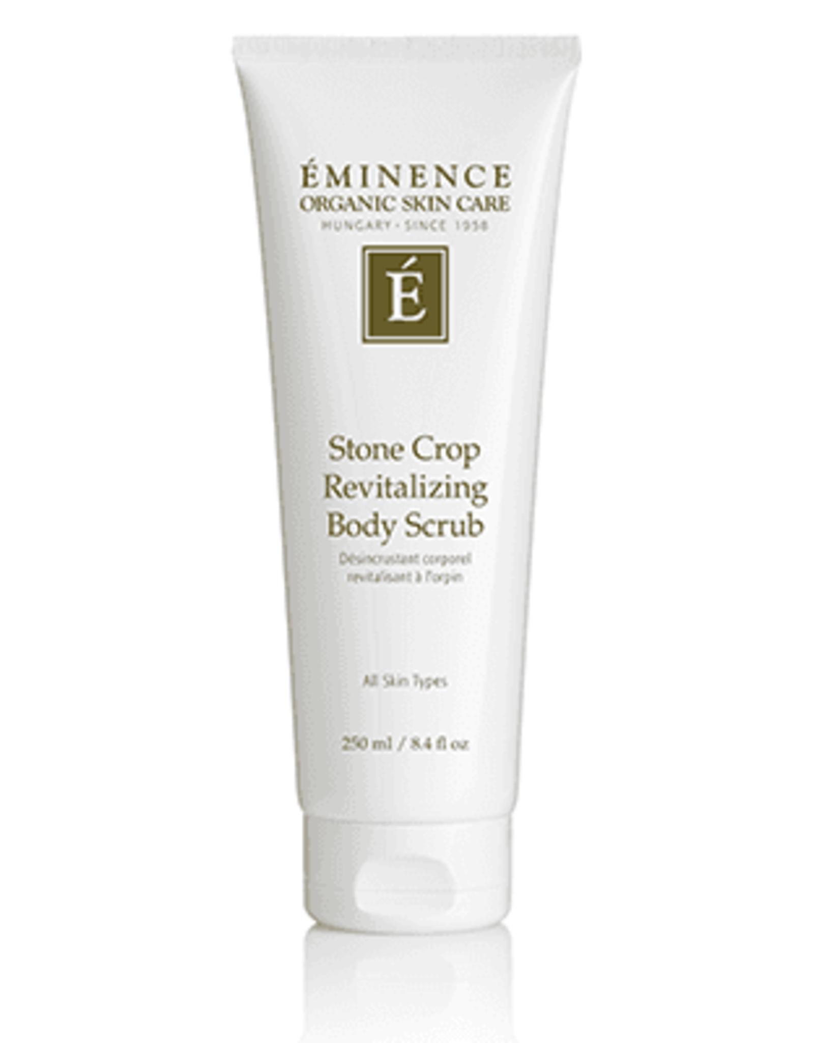 Eminence Organic Skin Care *Stone Crop Revitalizing Body Scrub