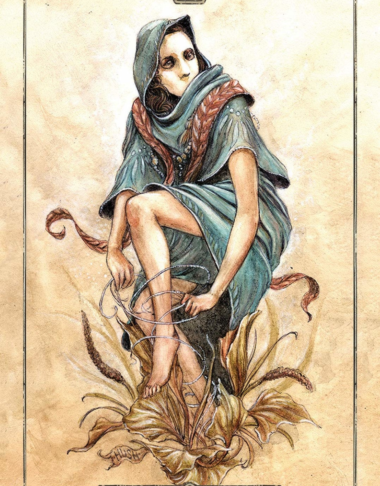 U.S. Games Systems, Inc. Hush Tarot