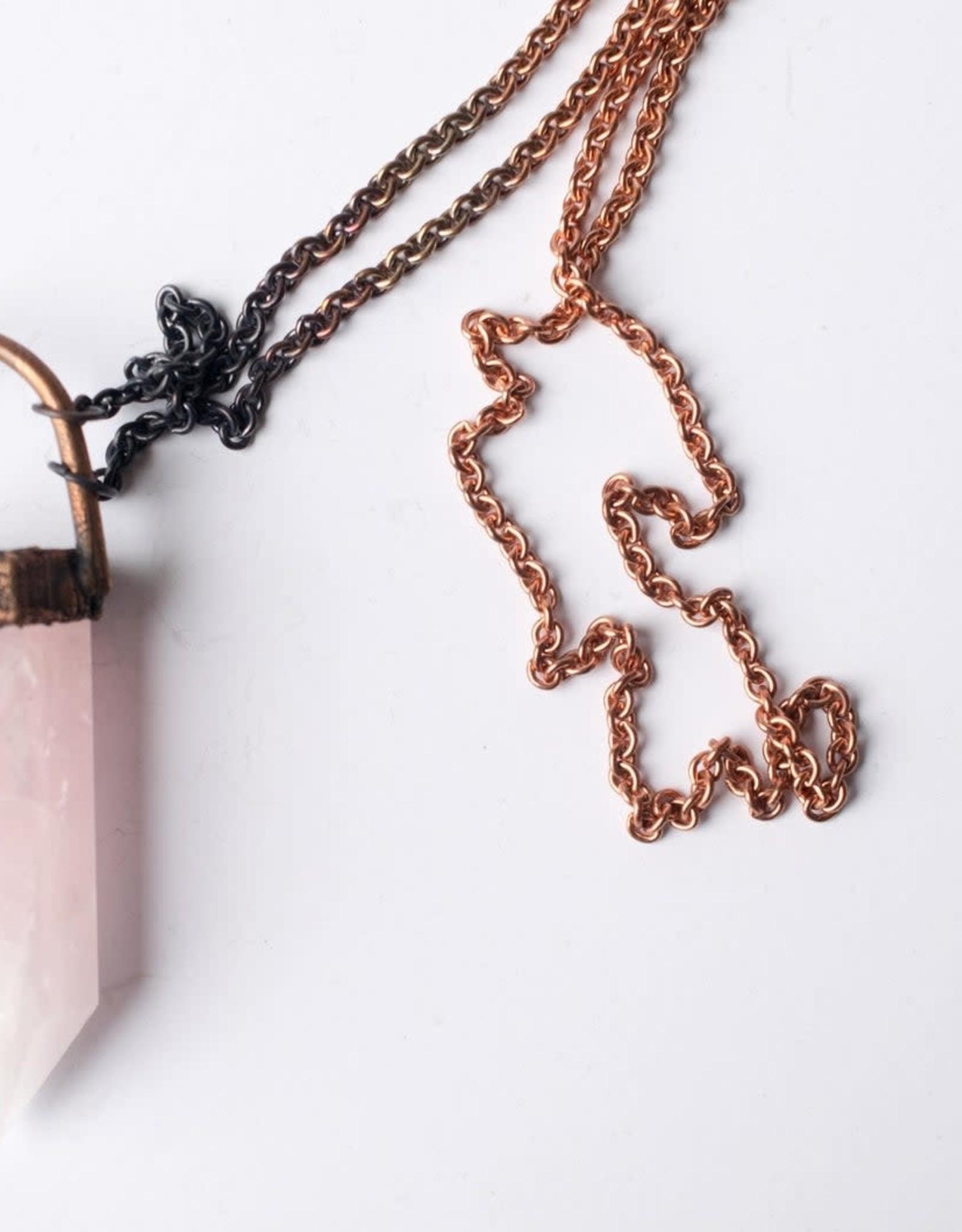 HawkHouse Rose Quartz Necklace