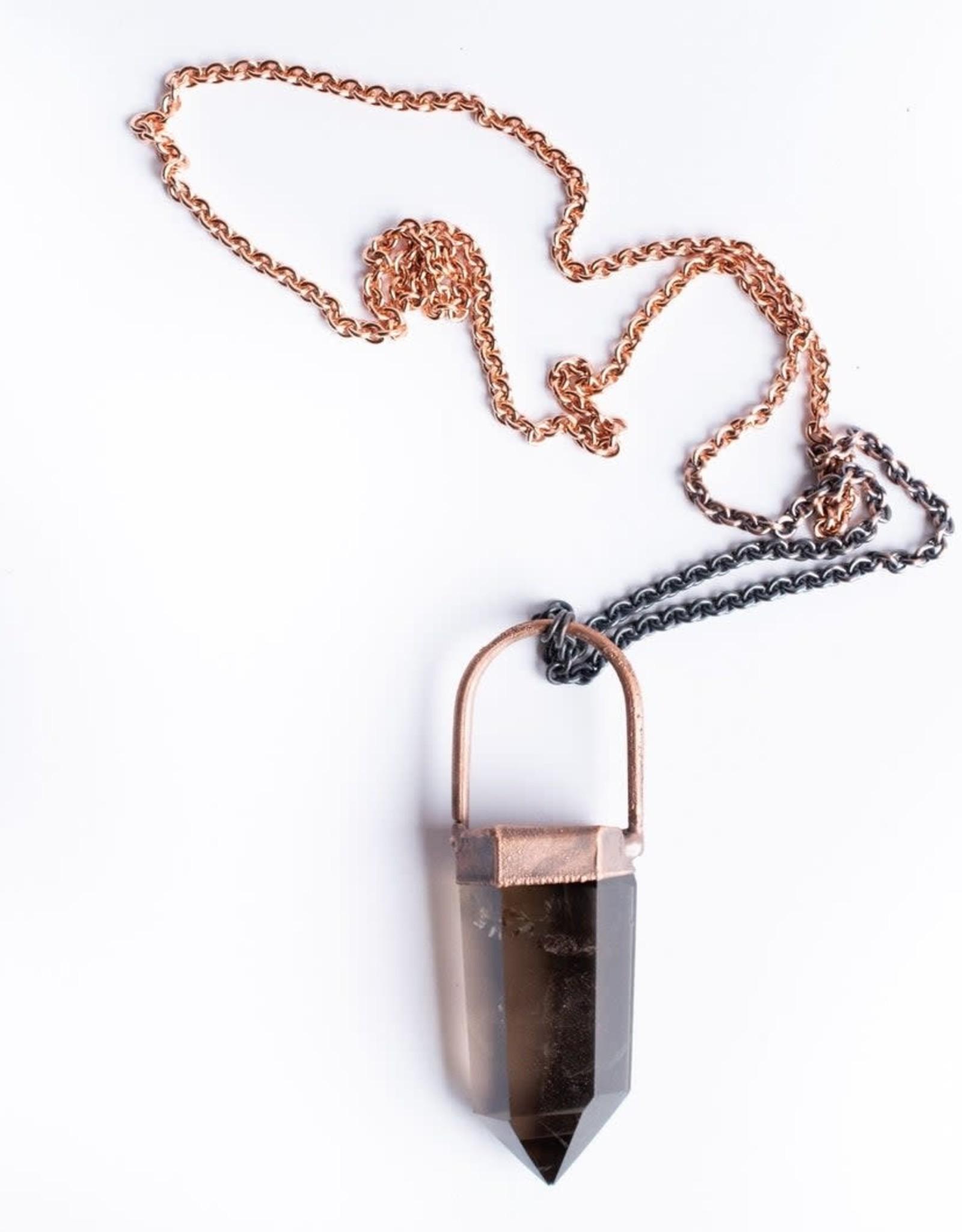 HawkHouse Smokey Quartz Necklace