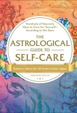 Simon & Schuster Astrological Guide to Self-Care