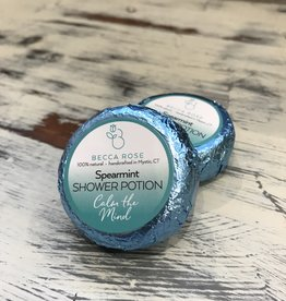 Becca Rose Spearmint Shower Potion