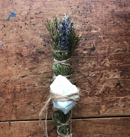 erba *Healing and Calm Juniper Lavender Bundle