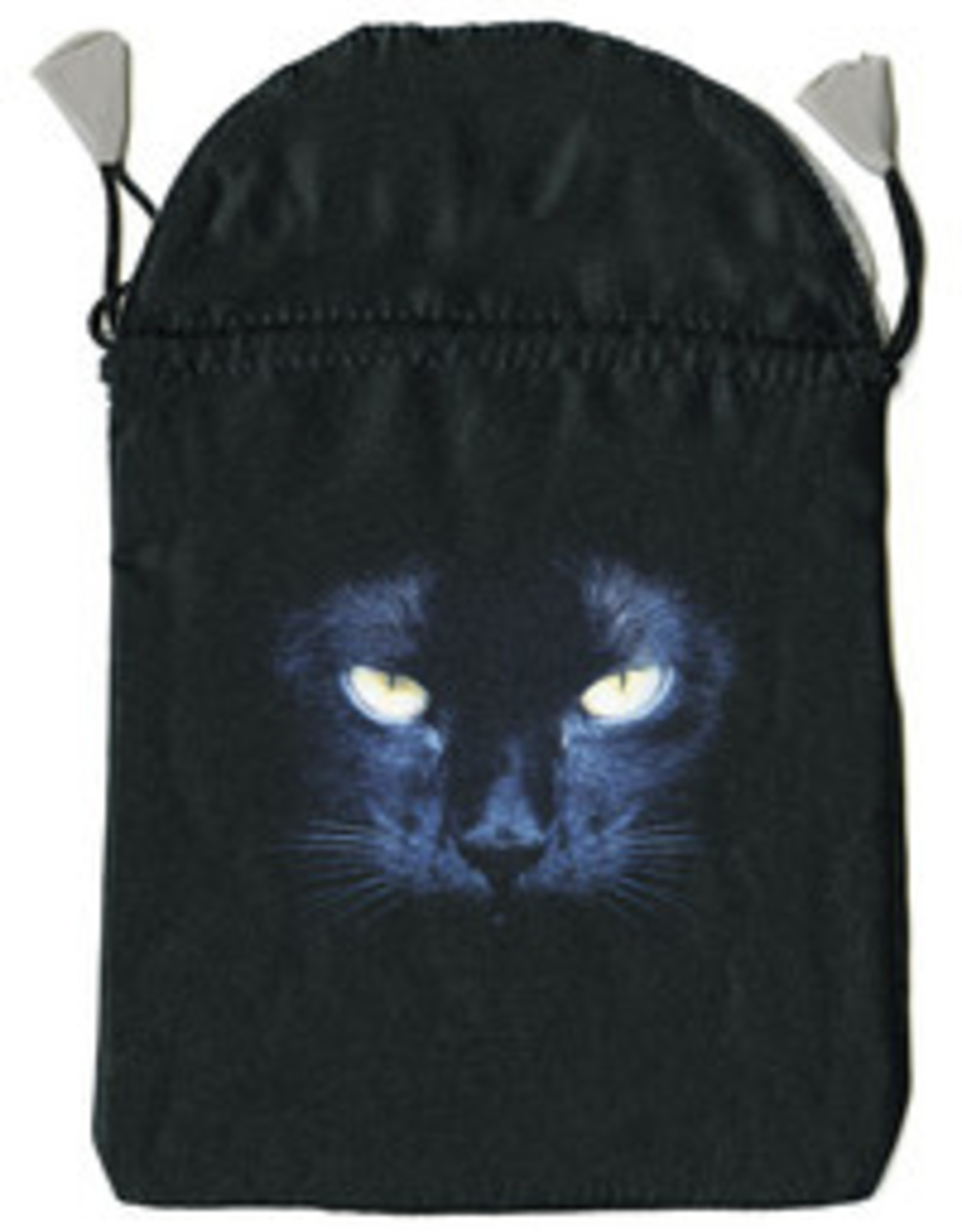 Llewelyn Black Cat Satin Tarot Bag