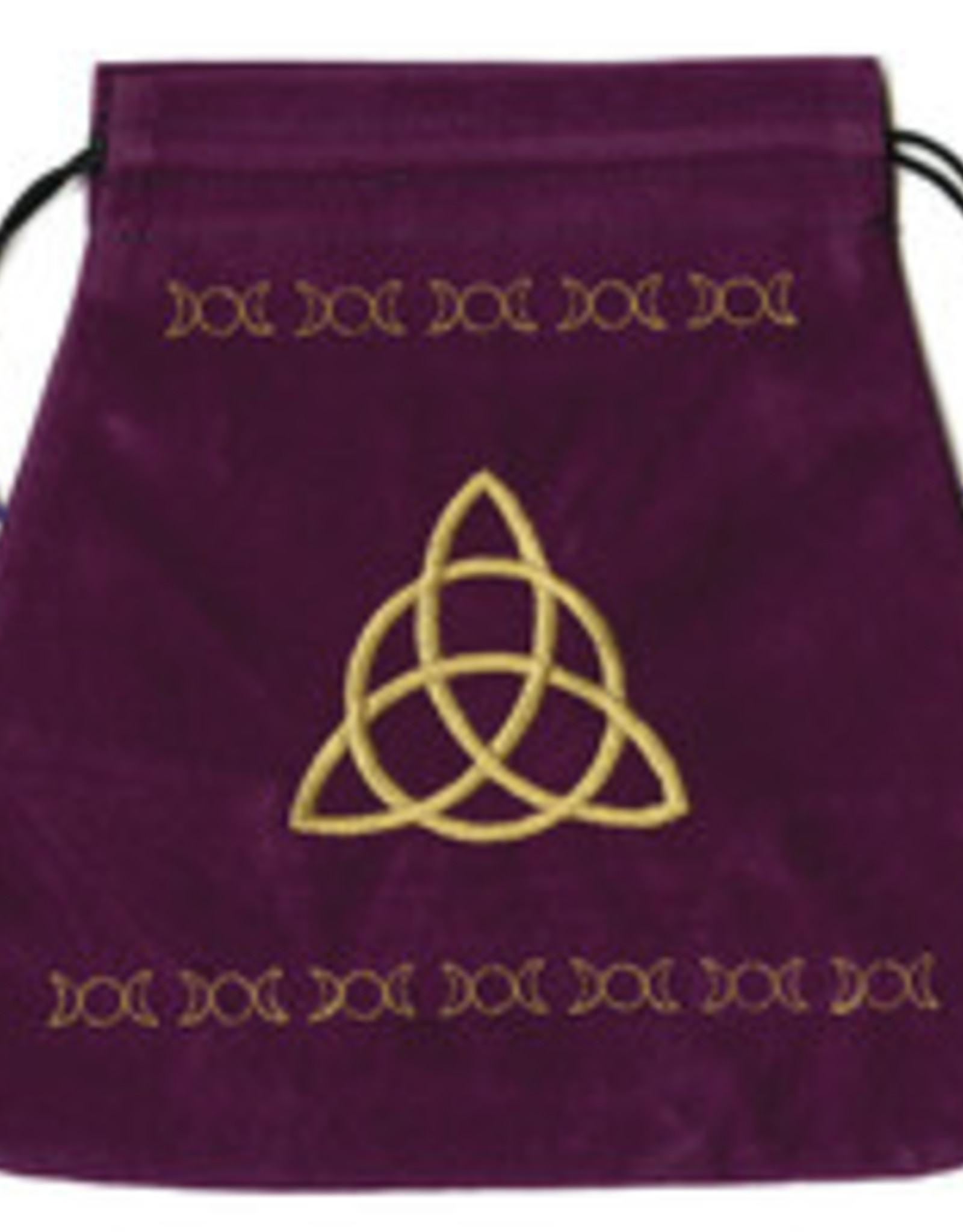 Llewelyn Triple Goddess Velvet Tarot Bag