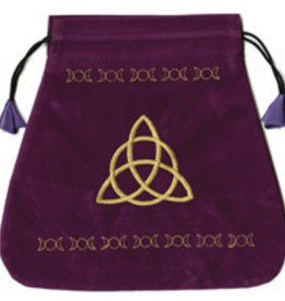 Llewelyn Triple Goddess Velvet Bag