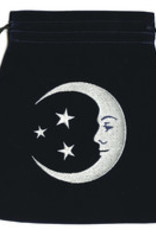 Llewelyn Smiling Moon Embroidered Tarot Bag