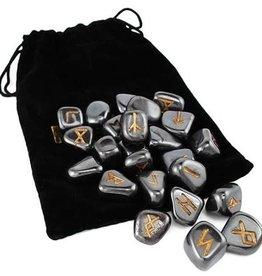 Llewelyn Hematite Runes