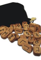 Llewelyn Wooden Runes