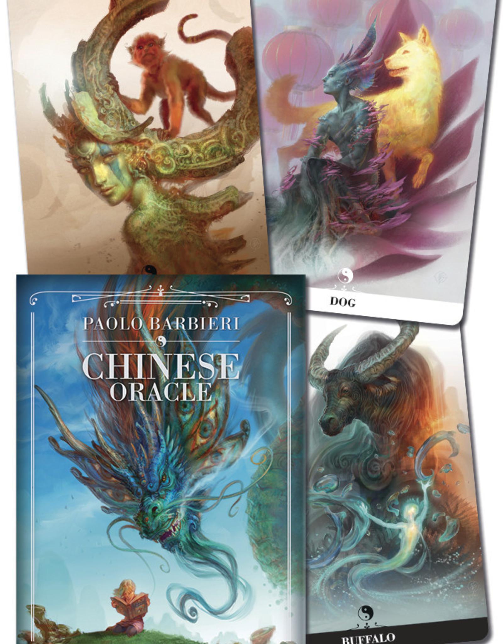 Llewelyn Chinese Oracle