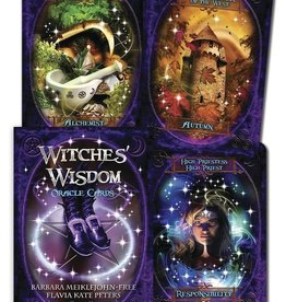 Llewelyn Witches' Wisdom Oracle Cards