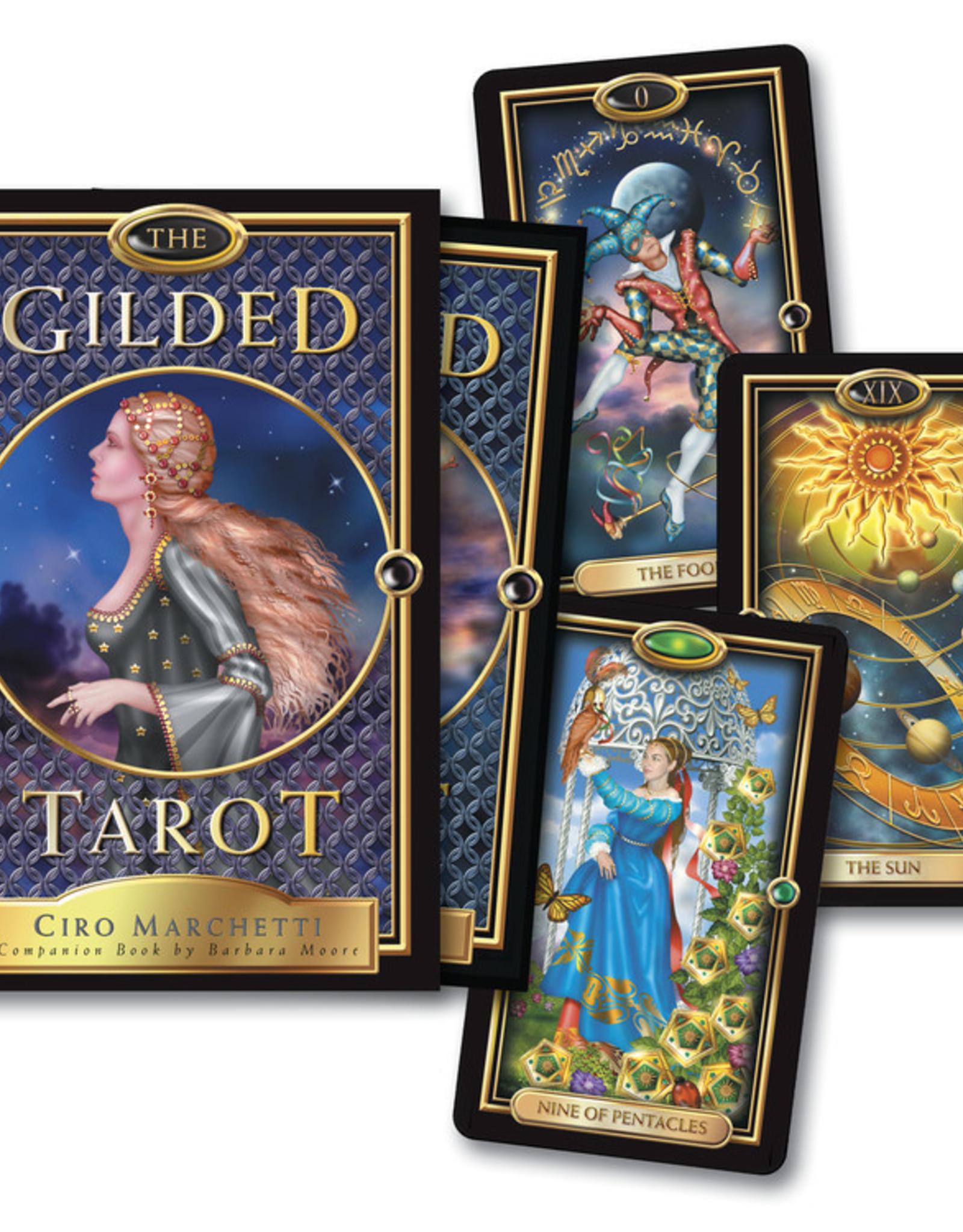 Llewelyn The Gilded Tarot
