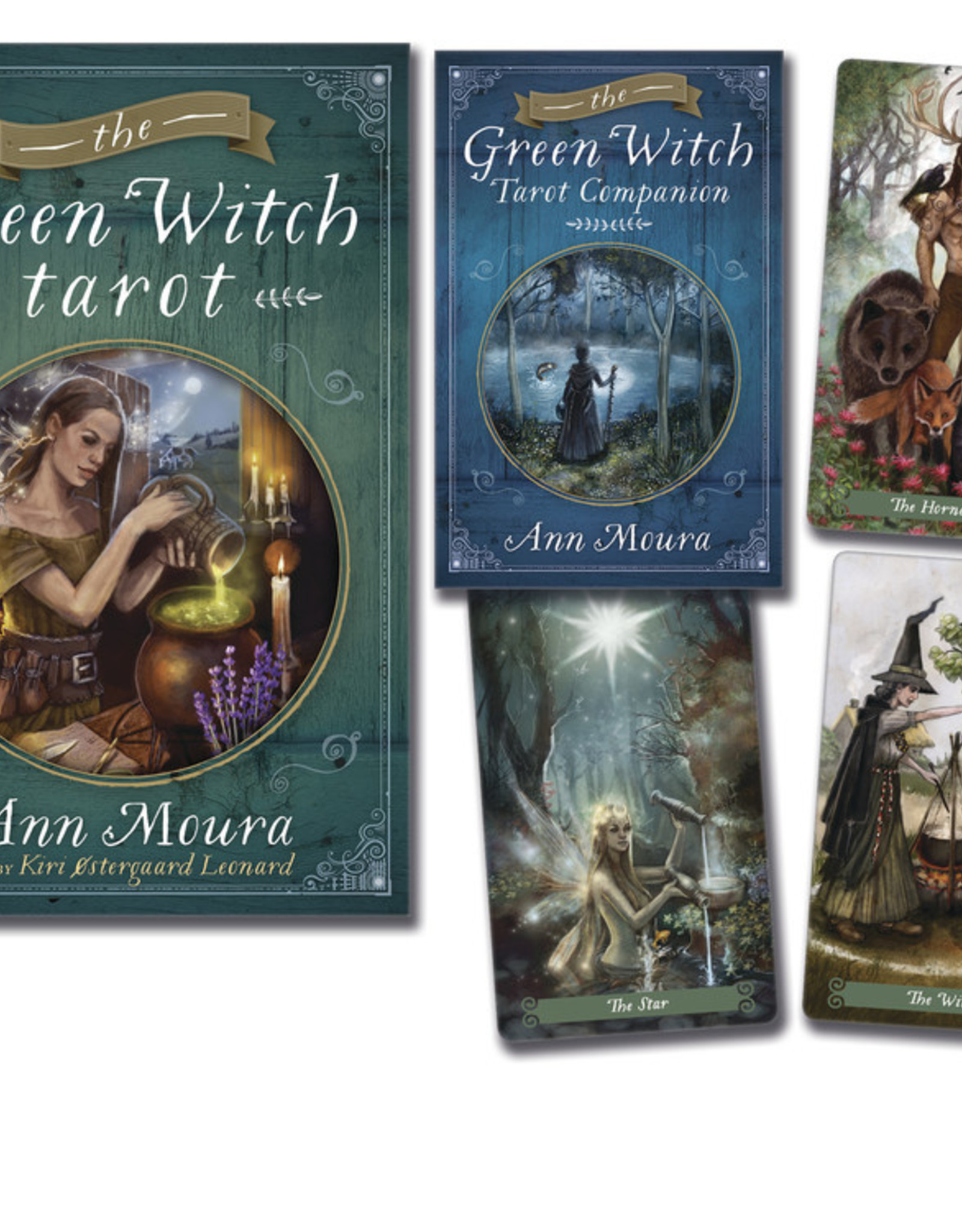Llewelyn The Green Witch Tarot