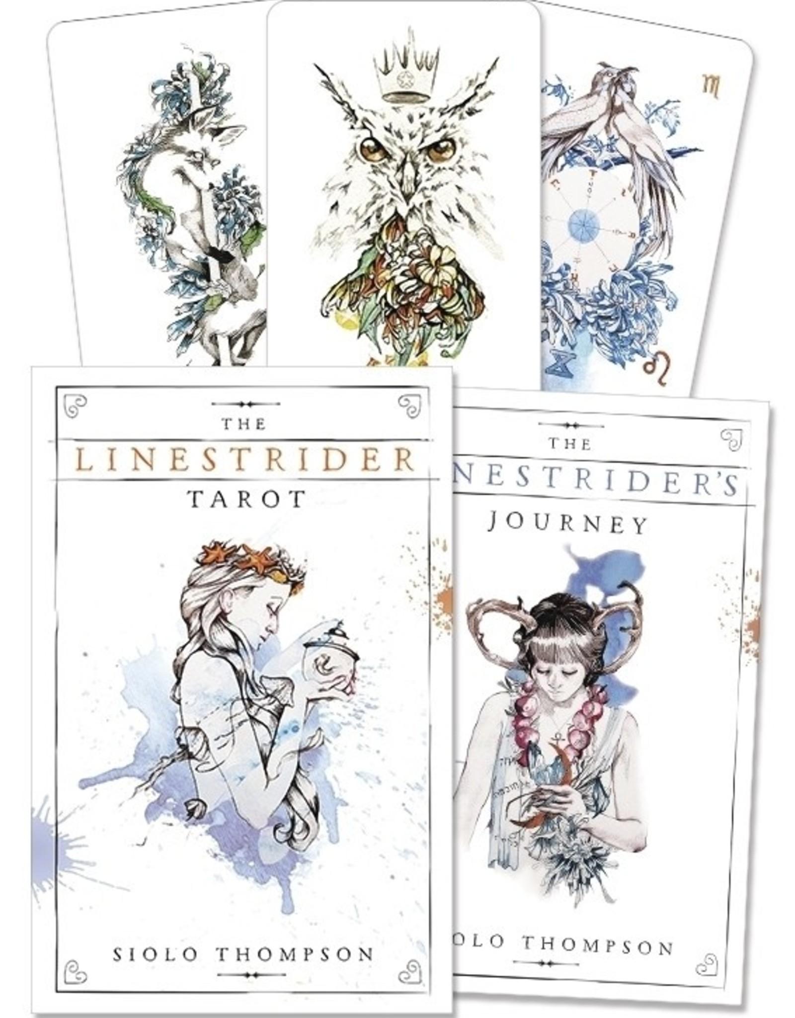 Llewelyn The Linestrider Tarot