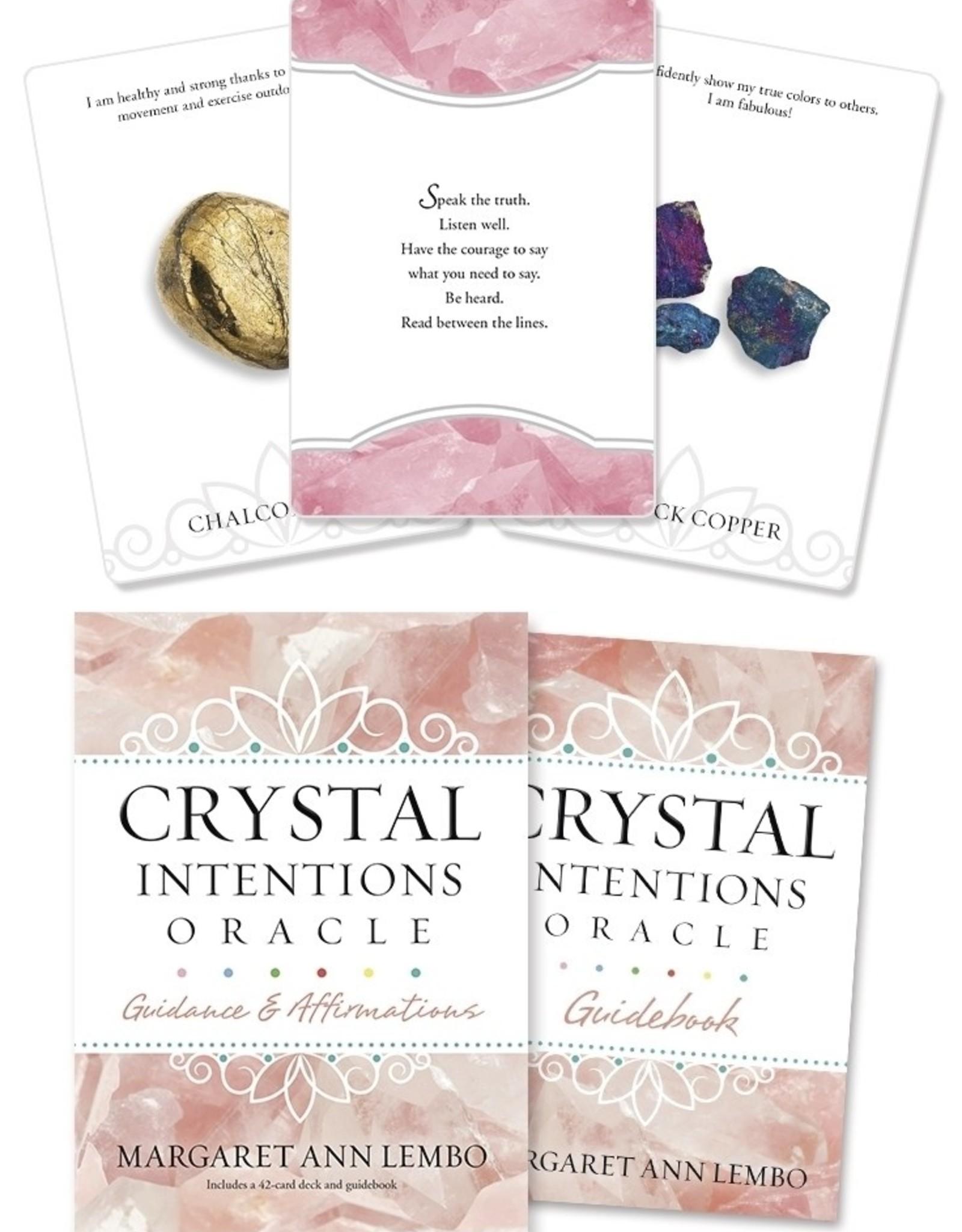 Llewelyn Crystal Intentions Oracle