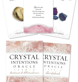 Llewelyn Crystal Intentions Oracle