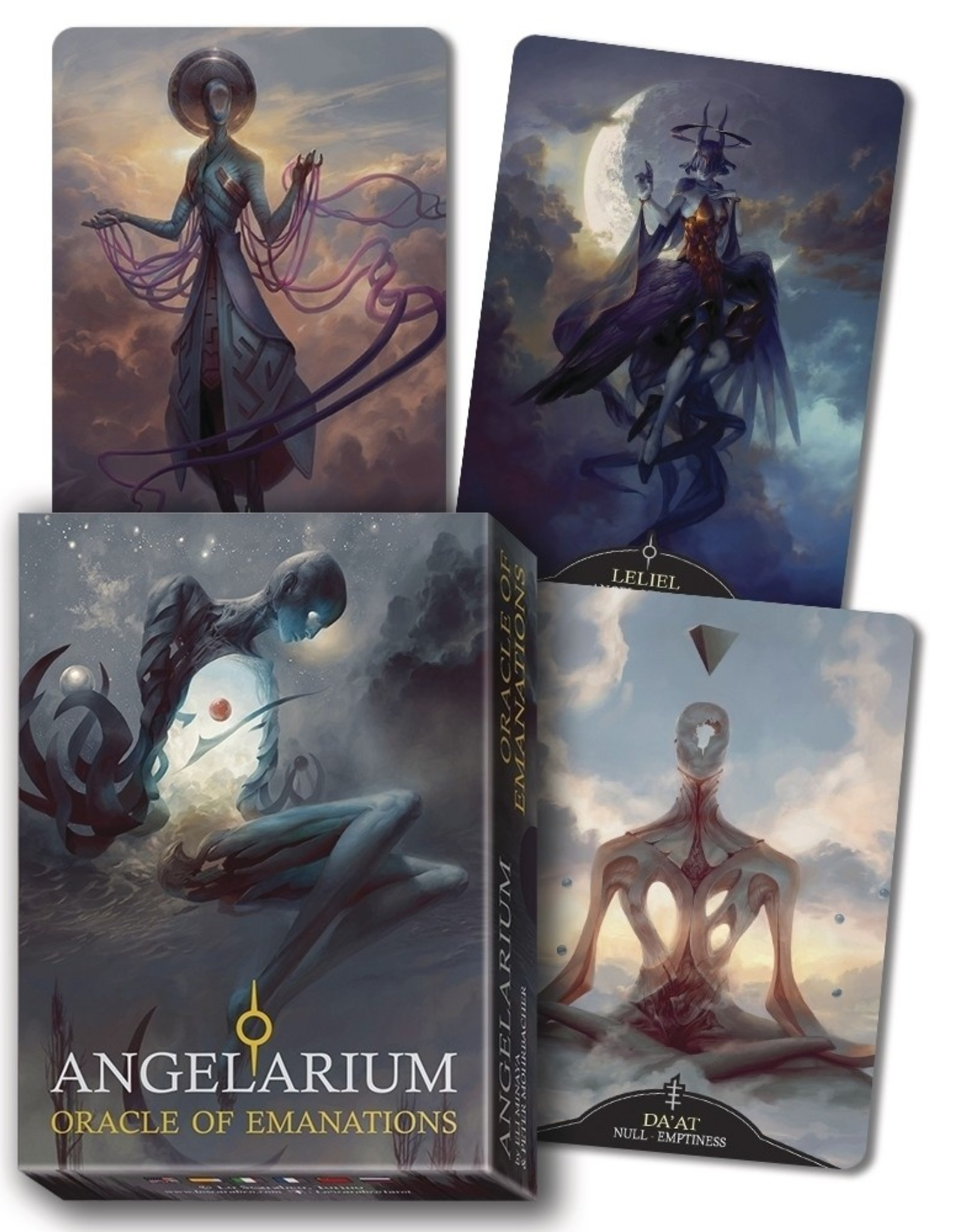 Llewelyn Angelarium: Oracle of Emanations