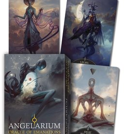 Llewelyn Angelarium: Oracle of Emanations (DC)