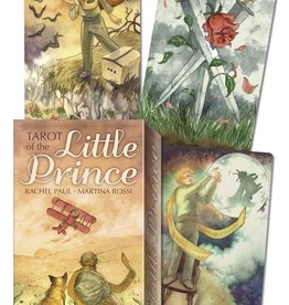 Llewelyn Tarot of the Little Prince