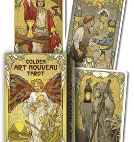 Llewelyn Golden Art Nouveau Tarot