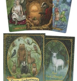 Llewelyn *Forest of Enchantment Tarot