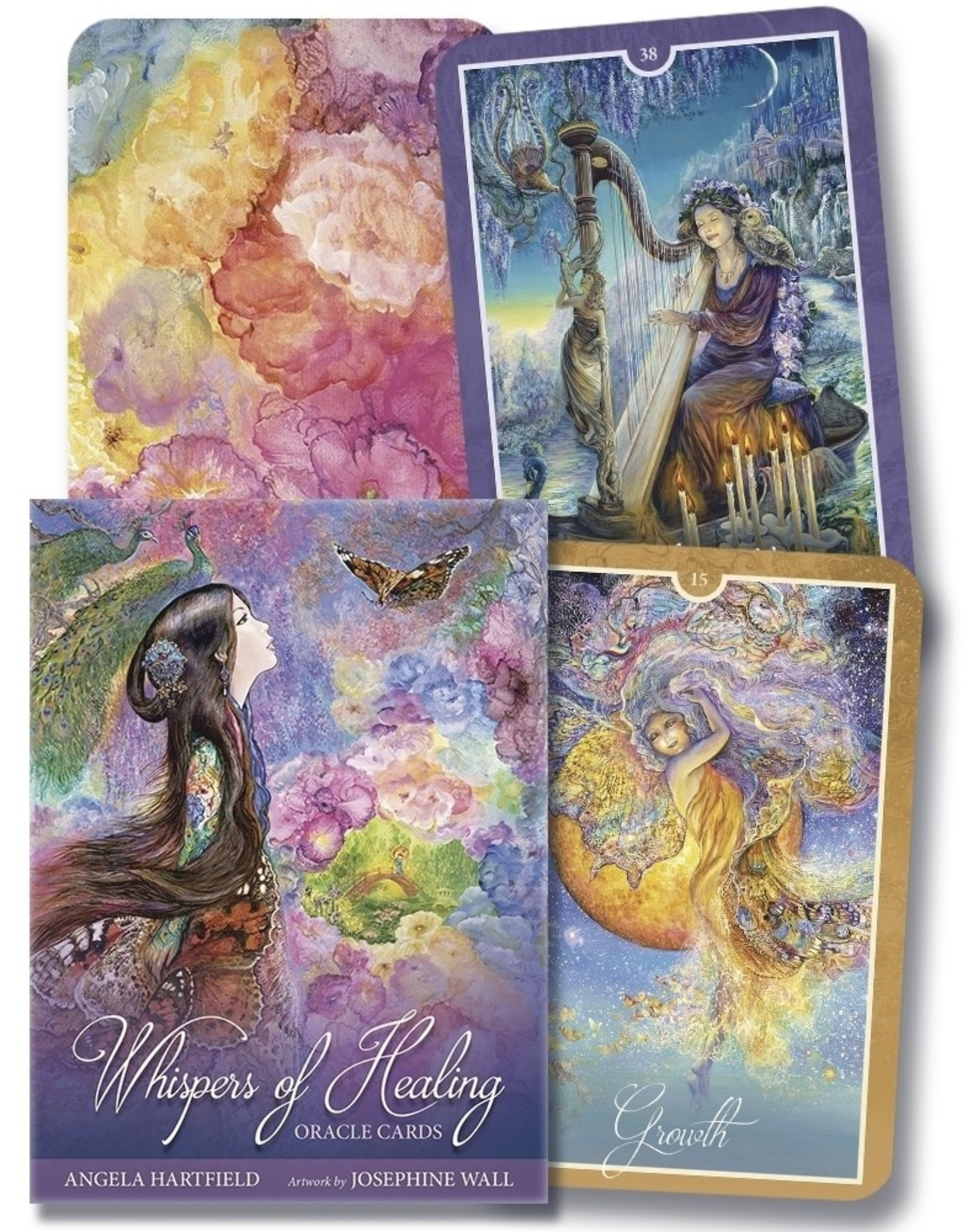 Llewelyn Whispers of Healing Oracle