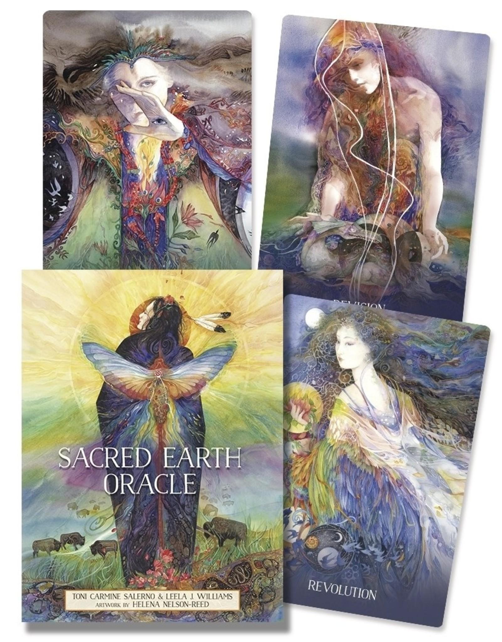 Llewelyn Sacred Earth Oracle